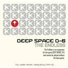 Galda spēle Deep Space D-6: The Endless - EN TAUDSD6EE1