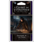 Galda spēle FFG - A Game of Thrones LCG 2nd Edition: Daggers in the Dark - EN FFGGT36
