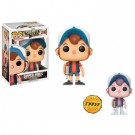 Funko POP! Disney Gravity Falls - Dipper Pines Vinyl Figure 10cm Assortment (5+1 chase figure) FK12373-case