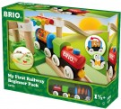 BRIO - My First Railway Beginner Pack (33727) /Toys