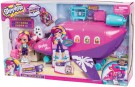 SHOPKINS SHOPPIES SKYANNAS JET PLAYSET HPP21000