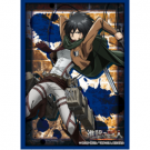 "Bushiroad Standard Sleeves Collection - HG Vol.1351 - Attack on Titan Mikasa Ackerman"" (60 Sleeves)"" 709310"