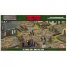 Battlefield In A Box - Cratered Cobblestone Roads BB142