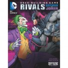 Galda spēle DC Comics Deck-Building Game: RIVALS Batman vs The Joker - EN CZE01752