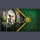 Galda spēle FFG - A Game of Thrones LCG 2nd Edition: The Queen of Thorns Playmat FFGGTS08