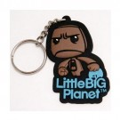 Little Big Planet 2D Vinyl Angry Sackboy Keychain