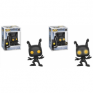 Funko POP! Disney Kingdom Hearts - Heartless Vinyl Figure 10cm (Assortment 5+1 chase) FK21764-case
