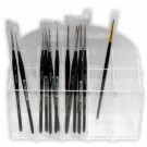 Blackfire - Acrylic Display - Brushes ADC02368
