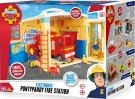 Fireman Sam - Electronic Fire Station Playset /Toys