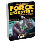 FFG - Star Wars RPG: Force and Destiny - Hermit Specialization Deck - EN FFGuSWF44