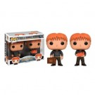 Funko POP! Movies Harry Potter - Fred and George Weasley 2-Pack Vinyl Figures 10cm FK11977