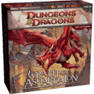 Board Game D&D - Wrath of Ashardalon 214420000