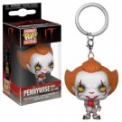 Funko POP! Keychain: IT S2 - Pennywise (w/balloon) Vinyl Figure 4cm FK31811