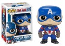 CA:CIVIL WAR - Captain America Pop! Vinyl Figure