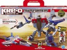 Kre-O Transformers Starscream (New, Damaged Packaging)