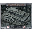 Battlefield In A Box - Gothic: Blasted Terrace BB556