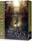 Fantastic Beasts: MACUSA 2D Poster Puzzle (500pc)