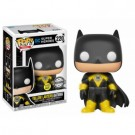 Funko POP! DC: Yellow Lantern Batman Metallic Glow in the Dark Vinyl Figure 10cm FK21859
