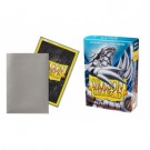 Dragon Shield Small Sleeves - Japanese Matte Silver (60 Sleeves) 11108
