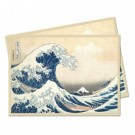 UP - Sleeves Standard - Fine Art - The Great Wave Off Kanagawa (65 Sleeves) 85367