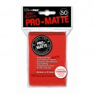 UP - Standard Sleeves - Pro-Matte - Non Glare - Peach (50 Sleeves) 84153