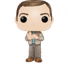 Funko POP! Big Bang Theory S2 - Sheldon Vinyl Figure 10cm FK38580