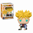 Funko POP! Dragonball Super: Future Trunks Super Saiyan Vinyl Figure 10cm limited FK24814