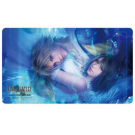 Final Fantasy TCG Supplies - Play Mat - FFX HD Remaster Tidus/Yuna XTCPMZZZ01