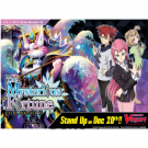 Cardfight!! Vanguard V - The Mysterious Fortune Extra Booster Display (12 Packs) - EN VGE-V-EB10-EN