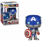 Funko POP! Marvel Contest of Champions - Civil Warrior Vinyl Figure 10cm FK26709