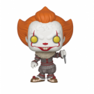 Funko POP! IT: Chapter 2 - Pennywise w/ Blade Vinyl Figure 10cm FK40632