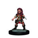 D&D Icons of the Realms Premium Figures: Halfling Female Rogue (6 Units) WZK93019