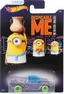 Despicable Me Hot Wheels Car Minions - Jester /Toys