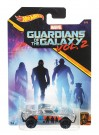 Hot Wheels Car - Guardians of Galaxy - RD-08