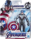 Avengers - 6IN MOVIE TEAM SUIT CAP/Toys