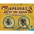 Galda spēle Defenders of the Realm: Orc Minion Expansion (unpainted) - EN 101433