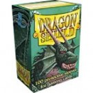 Dragon Shield Standard Sleeves - Green (100 Sleeves) 10004