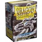 Dragon Shield Standard Sleeves - Clear (100 Sleeves) 10001