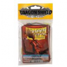 Dragon Shield Small Sleeves - Copper (50 Sleeves) 10116