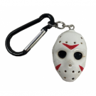 3D Polyresin Keychain - Friday the 13th (Head) RKR39128