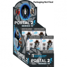 Portal 2: Series IV Collectible Figures (12 Ct Counter-Top Display) WZK73784