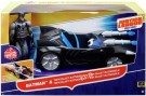 Justice League FDF02) Twin Blast Batmobile Vehicle  /Toys