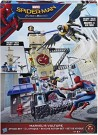 SPIDERMAN HOME-COMING MARVELS VULTURE ATTACK SET B9692