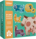 Andreu Toys MD3012 Mideer Mom and Baby Puzzle, 25 x­ 25 x 5 cm /Toys