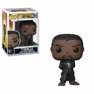 Funko POP! Black Panther - Black Panther Robe (Black) Vinyl Figure 10cm FK31286