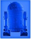 Star Wars dlx R2D2  Silicone Ice Cube Tray