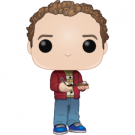 Funko POP! Big Bang Theory S2 - Stuart Vinyl Figure 10cm FK38583