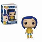 Funko POP! Coraline: Coraline in Raincoat Vinyl Figure 10cm FK32813