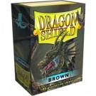 Dragon Shield Standard Sleeves - Brown (100 Sleeves) 10011
