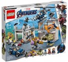 LEGO Super Heroes - Avengers Compound Battle Superhero Playset /Toys